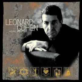 Обложка альбома Леонарда Коэна «More Best of Leonard Cohen» (1997)