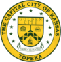 Topeka, Kansas seal.png