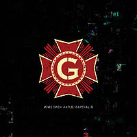 Обложка сингла «Capital G» (Nine Inch Nails, 2007)