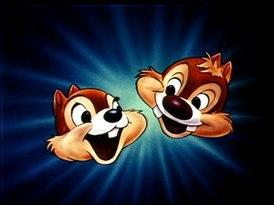 Чип и Дейл (персонажи) — Википедия