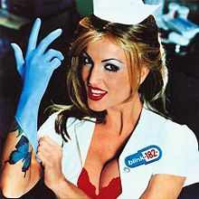 Обложка альбома Blink-182 «Enema of the State» (1999)