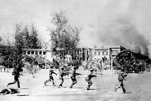 Image result for khmer rouge is overthrown by the vietnamese