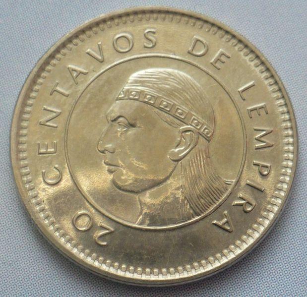 Файл:Honduras 20 centavo.JPG