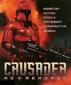 Обложка Crusader: No Remorse