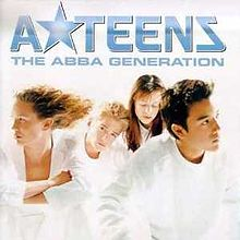 Обложка альбома A*Teens «The ABBA Generation» (1999)