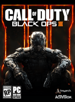 Call of Duty: Black Ops III - Digital Deluxe (RU + CIS)