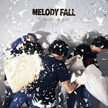 Обложка альбома Melody Fall «Consider Us Gone» (2007)