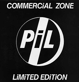 Обложка альбома Public Image Ltd «Commercial Zone» (1978)
