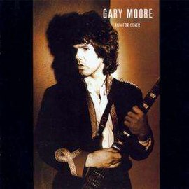 Обложка альбома Gary Moore «Run for Cover» (1985)
