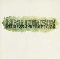 Обложка альбома King Crimson «Starless and Bible Black» (1974)