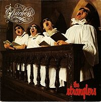 Обложка сингла «Duchess» (The Stranglers, (1999))