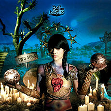 Обложка альбома Bat for Lashes «Two Suns» (2009)