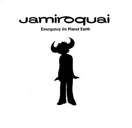 Обложка альбома Jamiroquai «Emergency on Planet Earth» (1993)