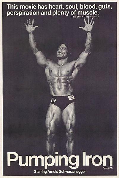 Название: Качая железо / Pumping Iron (1977) Год выхода: 1977 Жанр...