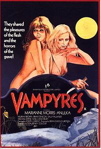 Фильмы про сексуальных вампиршах