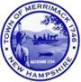 Merrimack, New Hampshire seal.png