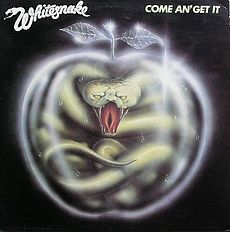 Обложка альбома Whitesnake «Come an' Get It» (1981)