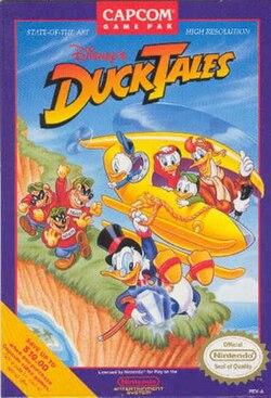 Duck tales 2.nes