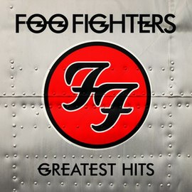 Обложка альбома Foo Fighters «Greatest Hits» (2009)