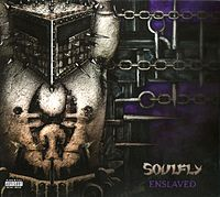 Обложка альбома Soulfly «Enslaved» (2012)