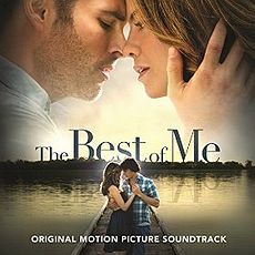 Обложка альбома Аарона Зигмана «The Best of Me: Original Motion Picture Soundtrack» ()