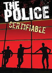 Обложка альбома The Police «Certifiable: Live in Buenos Aires» (2008)