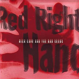 Обложка сингла Nick Cave and the Bad Seeds «Red Right Hand» (1994)