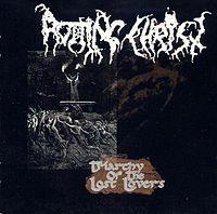 Обложка альбома Rotting Christ «Triarchy of the Lost Lovers» (1996)