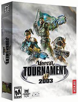 Unreal Tournament Скачать Торрент 2003 - фото 5