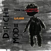 Обложка сингла «John the Revelator / Lilian» (Depeche Mode, 2006)