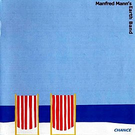 Обложка альбома Manfred Mann's Earth Band «Chance» (1980)