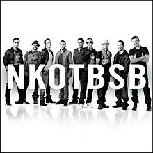 Обложка альбома New Kids on the Block и Backstreet Boys «NKOTBSB» ({{{Год}}})