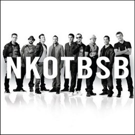 Обложка альбома New Kids on the Block и Backstreet Boys «NKOTBSB» ()