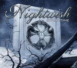 Обложка сингла Nightwish «Storytime» (2011)