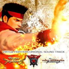 Обложка альбома  «Virtua Fighter 5 Original Sound Track» (2011)