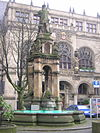 Mercator fountain duisburg.jpg