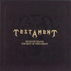 Обложка альбома Testament «Signs of Chaos» (1997)
