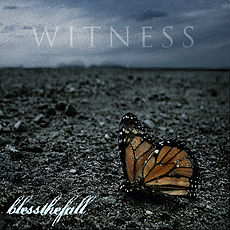 Обложка альбома Blessthefall «Witness» (2009)