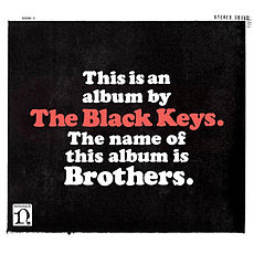 Обложка альбома The Black Keys «Brothers» (2010)