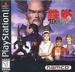 Игра tekken 2 скачать