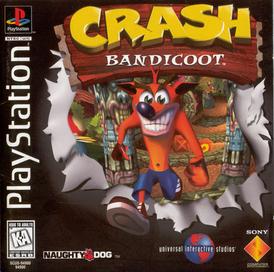 Crash Bandicoot — Википедия