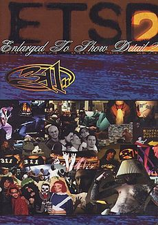 Обложка альбома 311 «Enlarged to Show Detail 2» (2001)