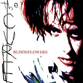 Обложка альбома The Cure «Bloodflowers» (2000)