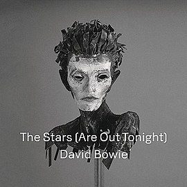 Обложка сингла Дэвида Боуи «The Stars (Are Out Tonight)» (2013)