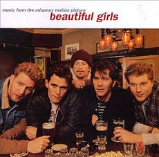 Обложка альбома  «Beautiful Girls:(Music from the Motion Picture)» (1996)