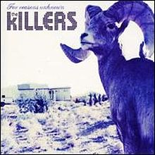 Обложка сингла «For Reasons Unknown» (The Killers, 2007)