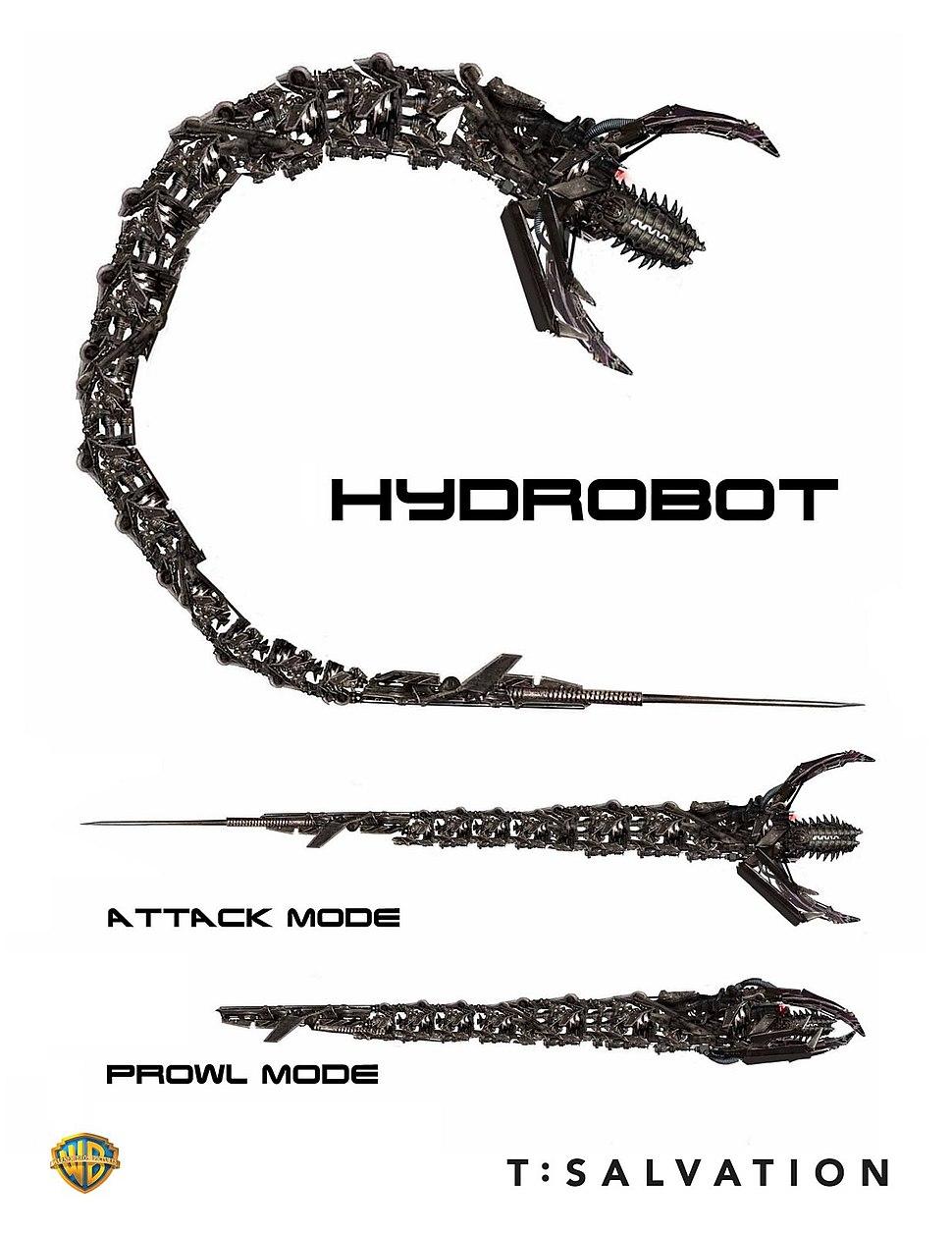 HYDROBOT SKETCH