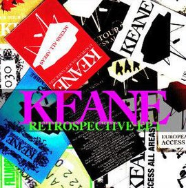 Обложка альбома Keane «Everybody's Changing/Retrospective EP1» (2008)