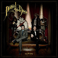 Обложка альбома Panic! At the Disco «Vices & Virtues» (2011)