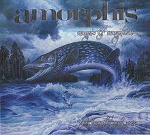 Обложка альбома Amorphis «Magic & Mayhem – Tales from the Early Years» (2010)